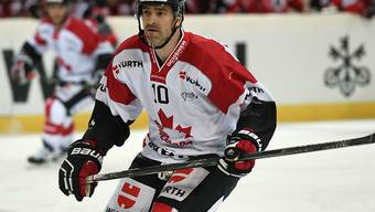 Alexandre Giroud erzielte das vorentscheidende 1:0 für das Team Canada