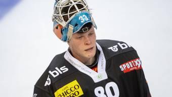 Hat den SCB stabilisiert: Goalie Tomi Karhunen.