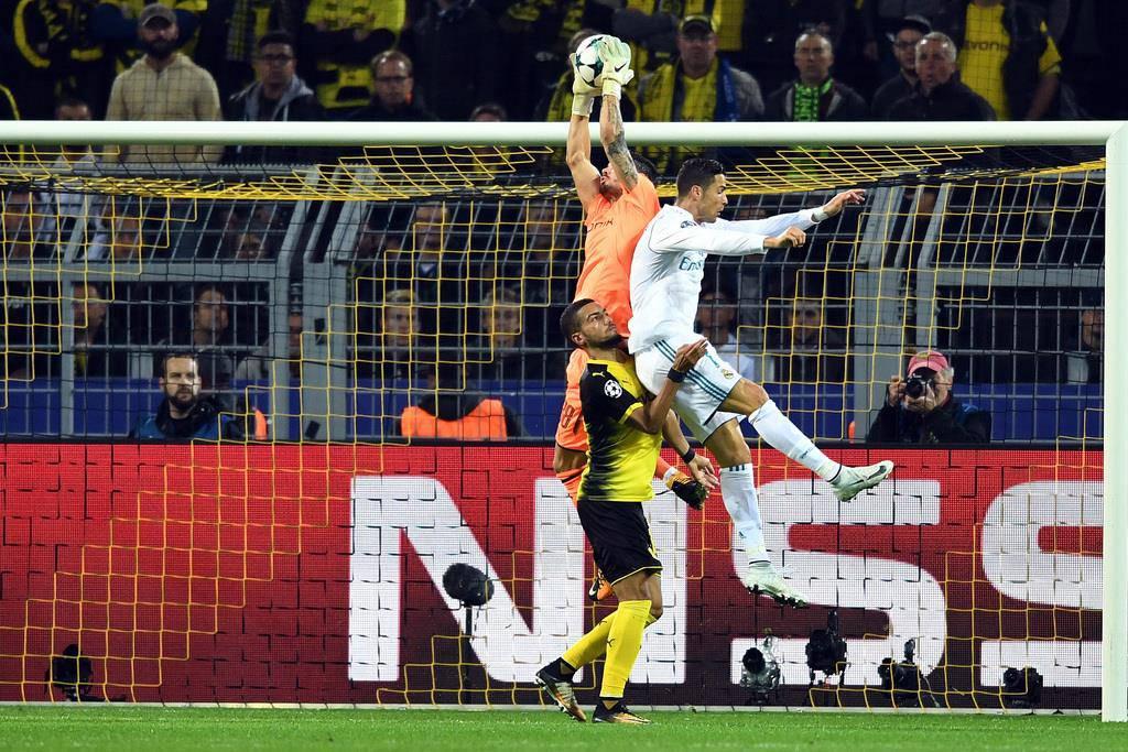 Real Madrid gewinnt 3:1 gegen BVB (© Keystone/AP/Michael Probst)