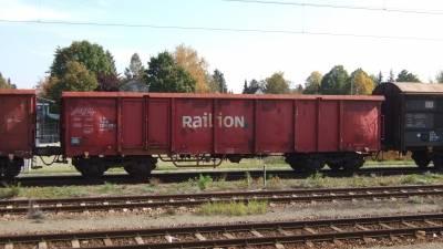 Immer mehr Güter auf der Schiene