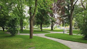 Im historischen Vorbild floss das Geld mehrheitlich aufs Land, heute in städtische Parkanlagen. (Archivbild)