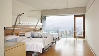 197 Infizierte liegen im Spital, davon werden 51 künstlich beatmet. (Archivbild)