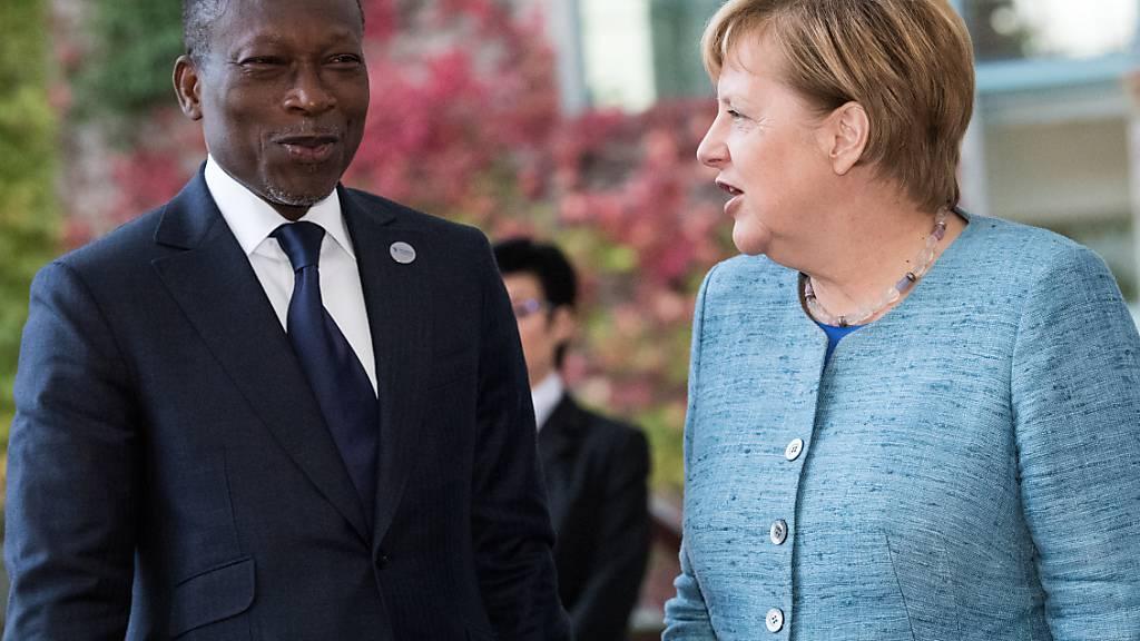 Benins Präsident Talon wiedergewählt