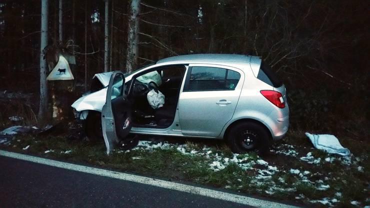 Wie es zum Unfall kam, ist noch unklar.