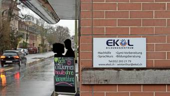 Die Ekol-Schule in Winterthur verlor unter politischem Druck ihre Schüler und musste schliessen. (Archiv)