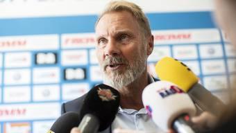 Der neue starke Mann bei GC: Thorsten Fink