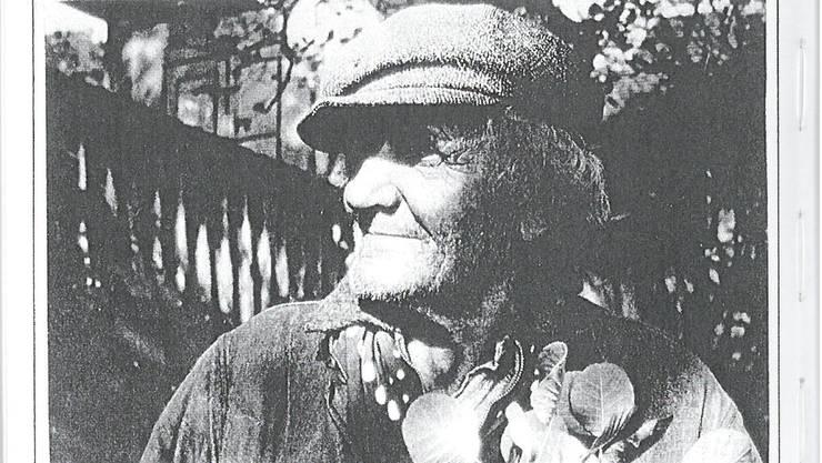 """""""Dr Passwang Louis"""", das Leben des Luigi Bottati wird als musikalisches Erzählstück von der Konkordia Mümliswil dargeboten."""