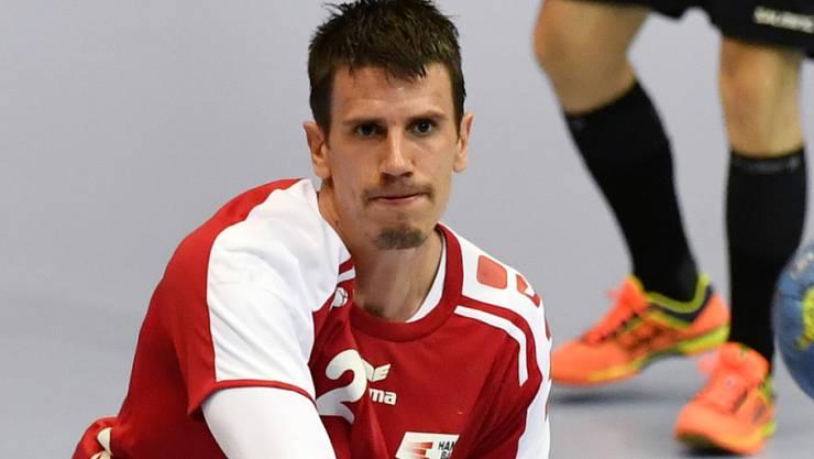 Steht der Schweiz in den beiden EM-Qualifikationsspielen gegen Belgien zur Verfügung: Andy Schmid.