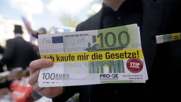 Demonstration gegen TTIP in Wien_4