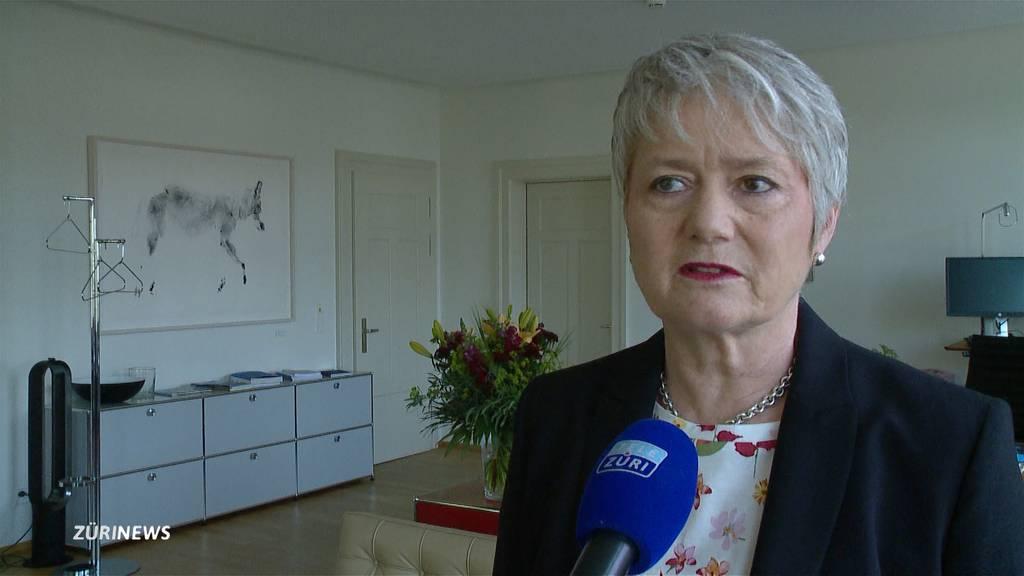 Jacqueline Fehr: Ämterverteilung im Regierungsrat sei reines Schauspiel