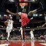 Clint Capela punktet gegen die Rockets zweistellig