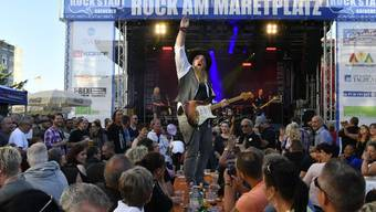 Rock am Märetplatz 2016