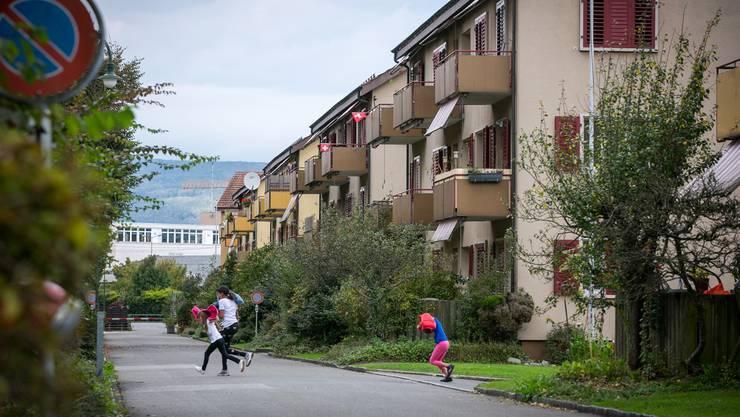 Die Kita im Frohdörfli soll den Bewohnern eine bessere Chance zur Integration bieten. Pascal Meier