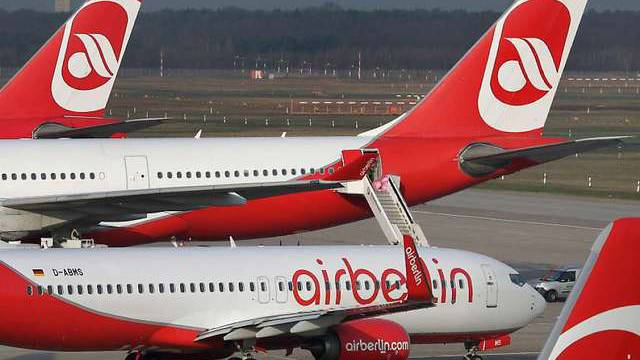 Flughafen Island beschlagnahmt Air-Berlin-Maschine