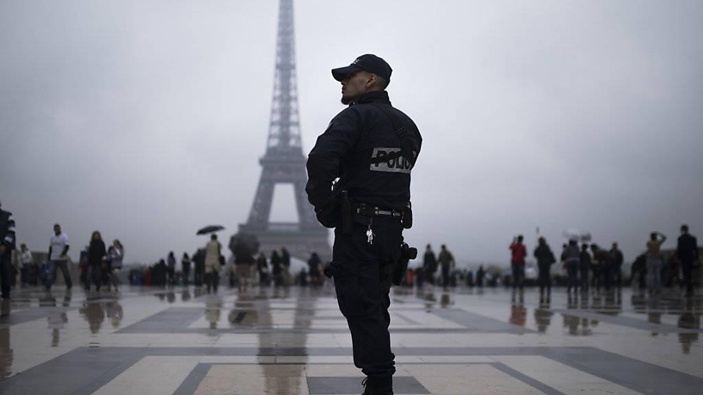 Ein nördlich von Paris festgenommener französischer Ex-Soldat hat den Sicherheitskräften seine Anschlagspläne für die Terrormiliz IS gestanden.