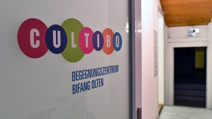 Der offene Bücherschrank von Cultibo im Bifang Olten.