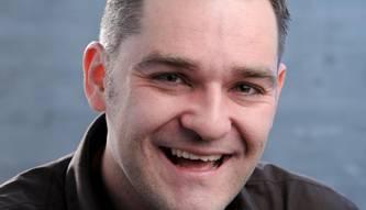 Peter Stutz , Musikchef bei Radio Argovia