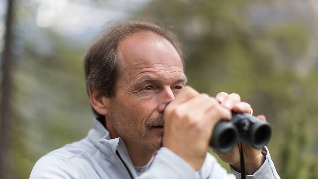 Kommunikationschef Heinz Lozza: Corona-Pandemie bescherte dem Nationalpark einen Besucherstrom. Im Bild Park-Kommunikationschef Hans Lozza.