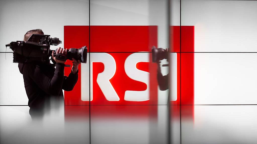 Auch bei Radiotelevisione svizzera (RSI) soll es zu Vorfällen von Belästigung gekommen sein. (Archivbild)