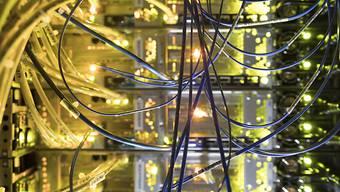 Dringender Handlungsbedarf: Das Weltwirtschaftsforum WEF sieht die digitale Welt vor einer Vertrauenskrise. (Symbolbild)