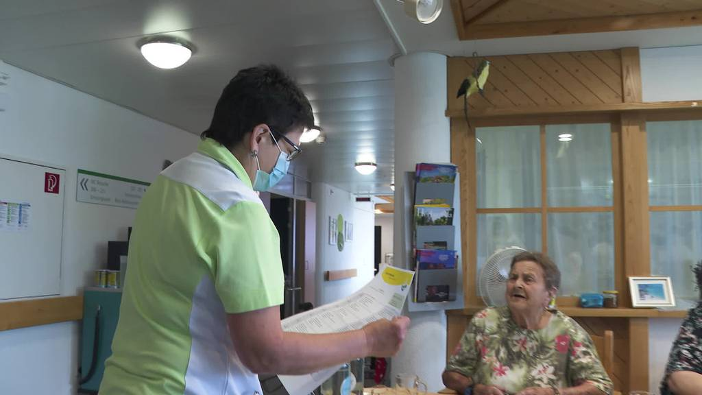 Coronabonus: Altersheim Münchwilen beschenkt Pflegepersonal