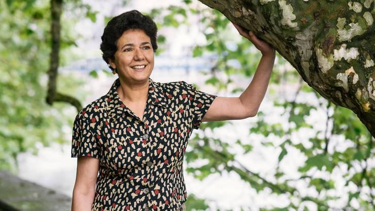Saida Keller-Messahli präsidiert das Forum für einen fortschrittlichen Islam.