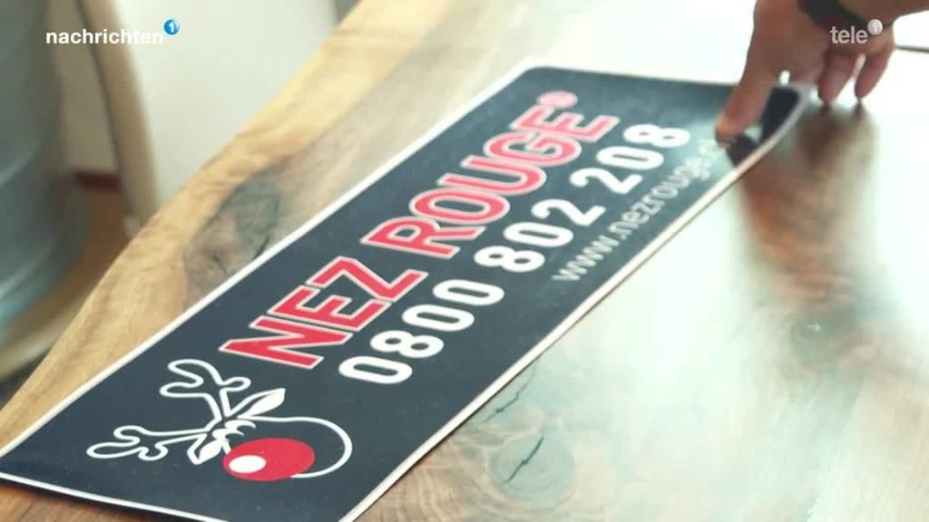 Fahrdienst Nez Rouge fährt 2020 nicht