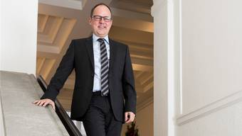 Thomas Sommerhalder, Regionaldirektor Aargau/Solothurn der UBS, rechnet mit einem steigenden Euro.