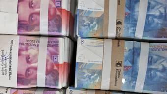 8,1 Prozent betrug die Performance der Aargauischen Pensionskasse im letzten Geschäftsjahr – nur 2009 war die Rendite der APK mit 11,1 Prozent noch höher. (Symbolbild)