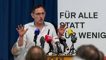 Mario Fehr musste um die Wieder-Nomination kämpfen. Key