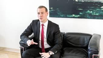 Marc Bürgi: Der Unternehmer ist Kantonalpräsident der BDP Baselland, alt Landrat und Einwohnerrat in Pratteln.