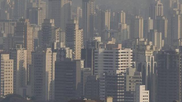 Boom - und Smog - in Sao Paulo