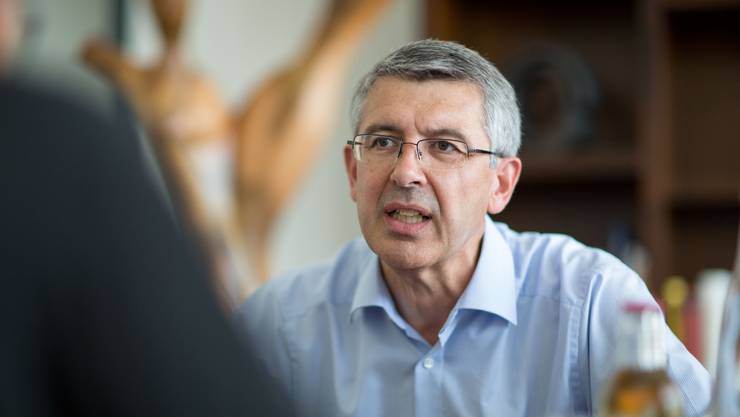 Josef Maushart ist Präsident des Industrieverbandes Inveso.