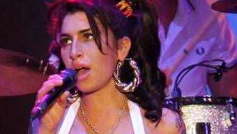 Amy Winehouse 2011 in Brasilien