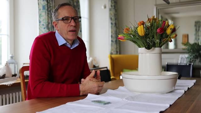 Regierungsratskandidat Hans Egli über seine Frau, bewusstes Essen und das Buch auf seinem Nachttisch