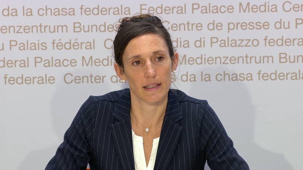 Task-Force-Präsidentin erklärt: Das ist das Hauptziel der Covid-Impfung