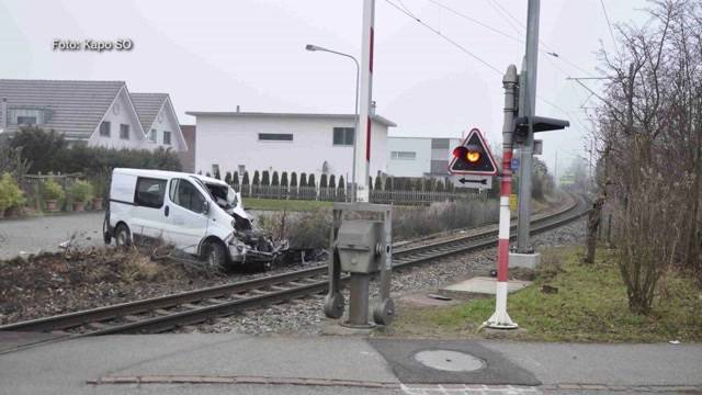Wie es zum Zug-Crash in Biberist kam