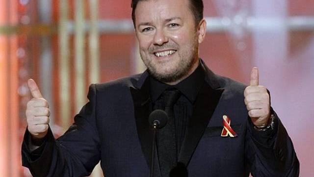 Schauspieler Ricky Gervais (Archiv)