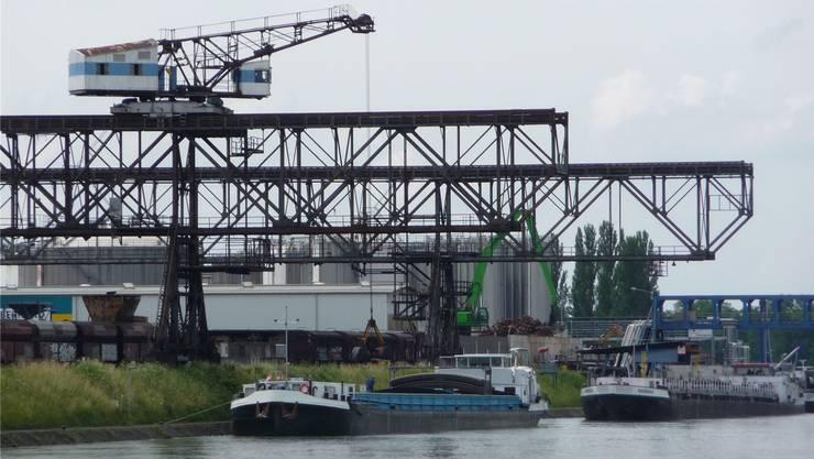 «Im Vergleich mit der Stadt Basel und anderen vergleichbaren Hafenregionen ist man eher spät dran mit diesen strategischen Zukunftsüberlegungen.»