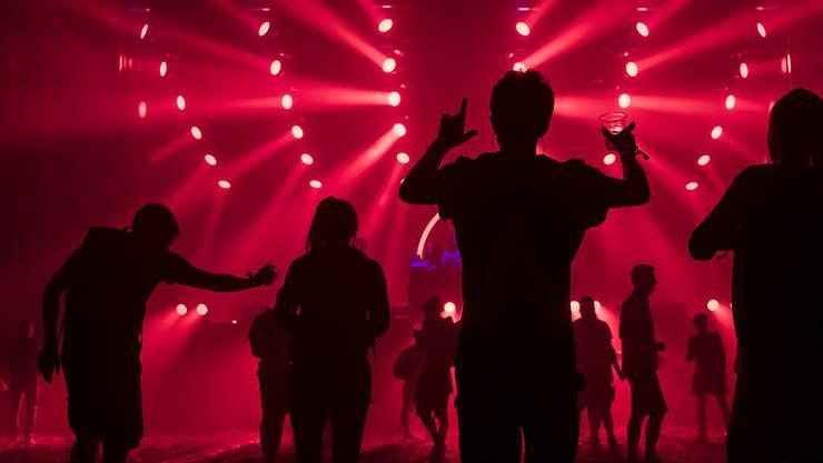 80'000 Besucher tanzen dieses Jahr am Zürich Openair bei Glattbrugg.