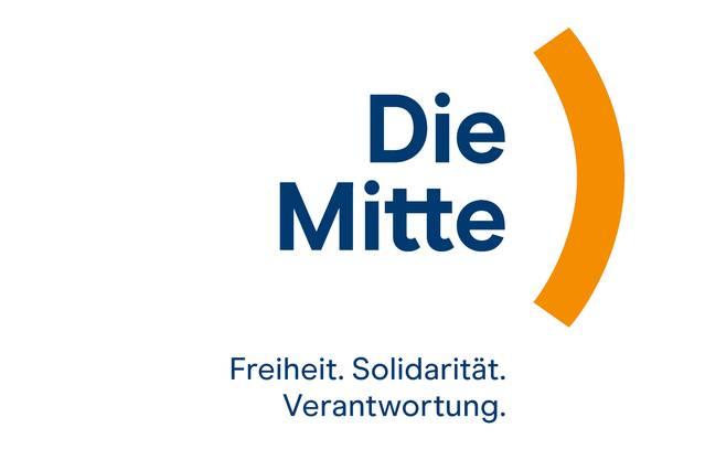 Die Basis muss noch über die Namensänderung entscheiden, das wäre das neue Logo.