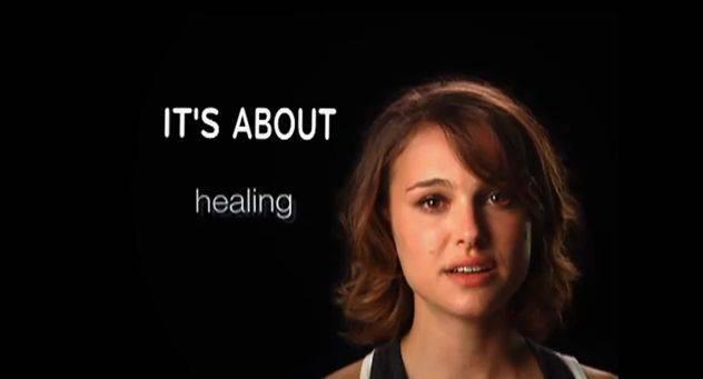 Natalie Portman macht Werbung für das Hadassah-Spital in Jerusalem