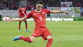 Debütierte gegen Gibraltar für das A-Nationalteam: Ruben Vargas.