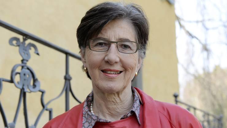 Maja Ingold will als Vertreterin der sozialen Mitte auffallen.