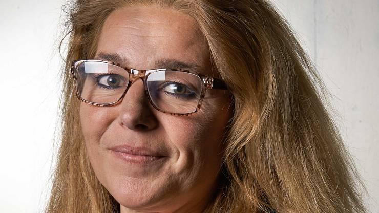 Wenn was läuft, ist Barbara Gysling in ihrem Element.