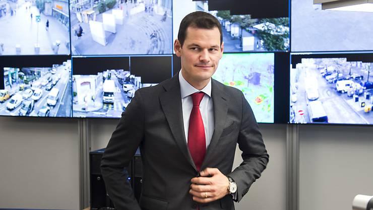 Korruptionsverdacht: Gegen Pierre Maudet wird ermittelt.