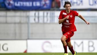 Marco Mathys wechselt vom FC Vaduz zum FC Solothurn.