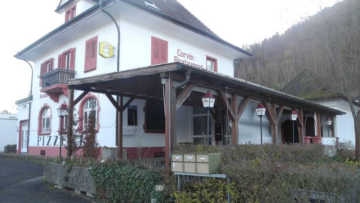 Baubewilligung erteilt: In diesem ehemaligen Restaurant in Gebenstorf entsteht ein muslimisches Vereinslokal mit Gebetsraum, Schulungszimmer und Büros.
