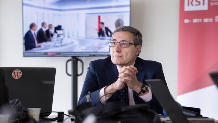 Maurizio Canetta verabschiedet sich schrittweise in den Ruhestand.