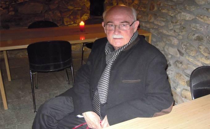 Der Germanist Peter André Bloch erhielt im Jahr 2012 den Solothurner Heimatschutzpreis.